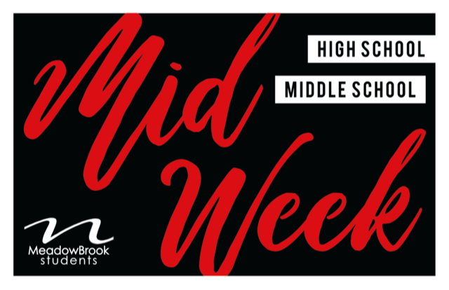 Midweek Worship - Middle School
