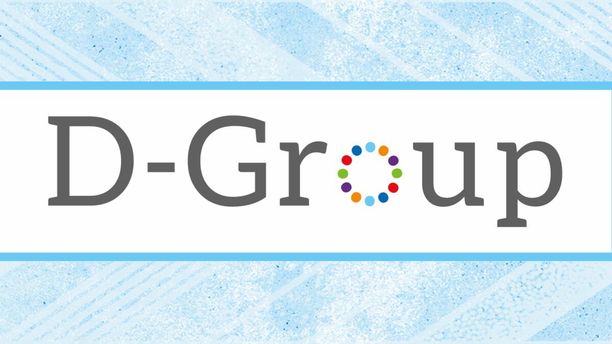 D-Groups Begin