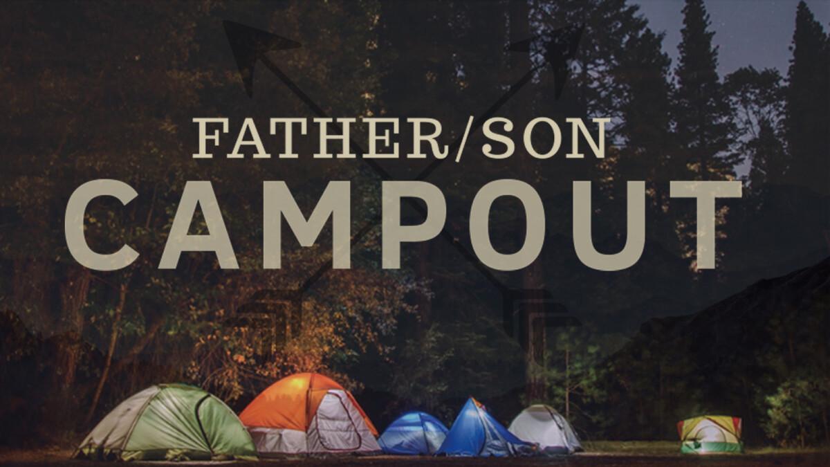 Father/Son Campout
