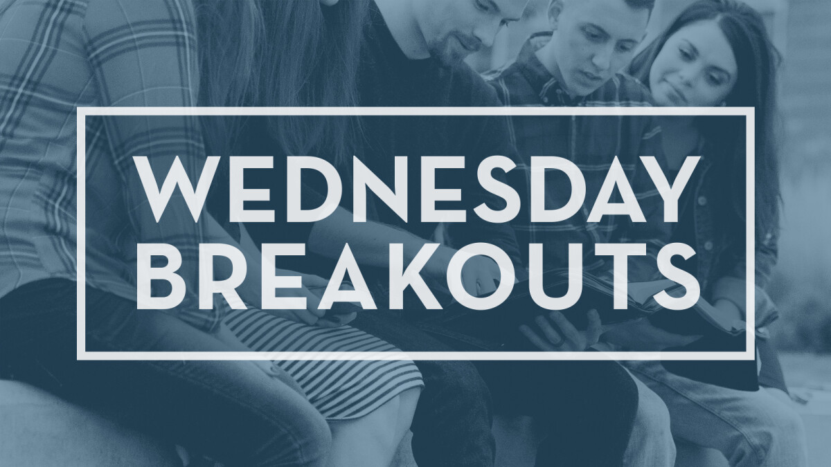 Wednesday Breakouts