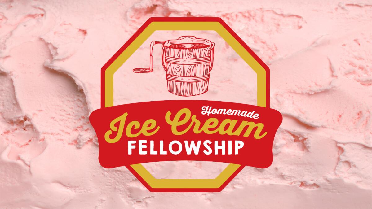 Homemade Ice Cream Fellowship