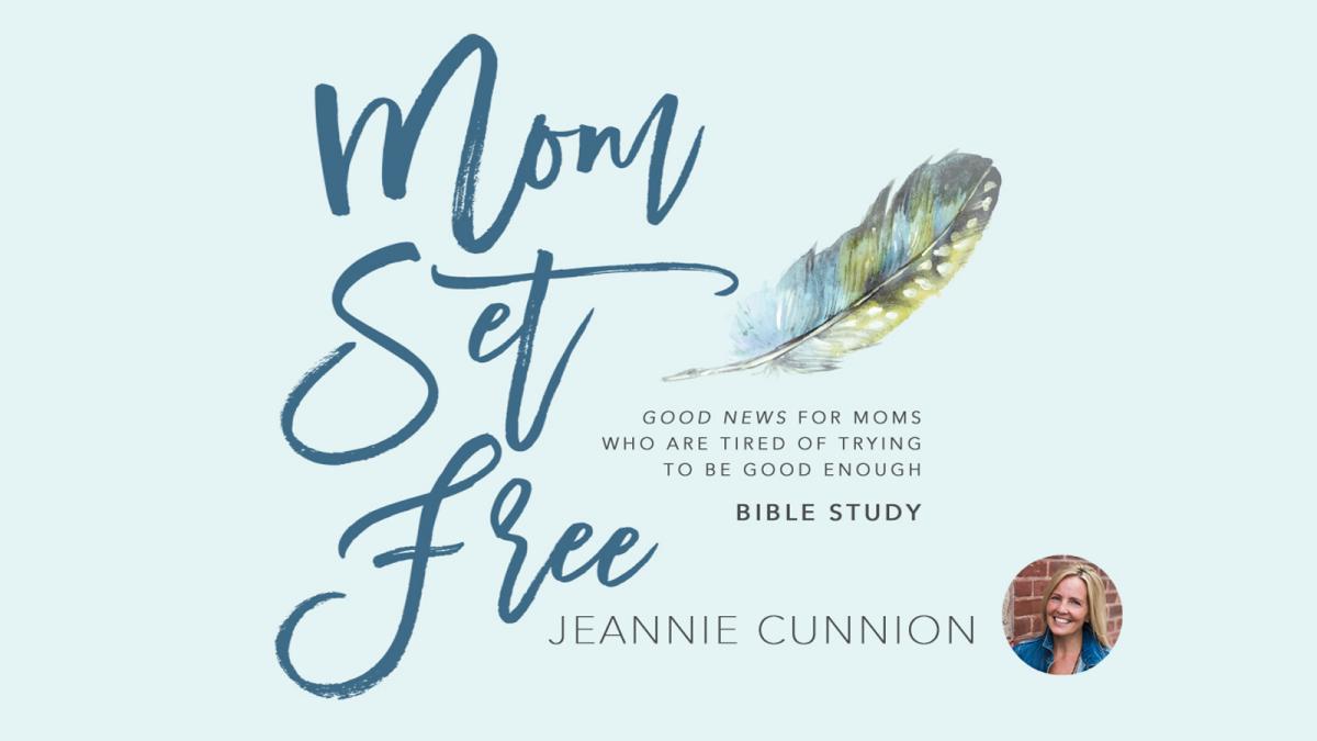 Mom Set Free Bible Study
