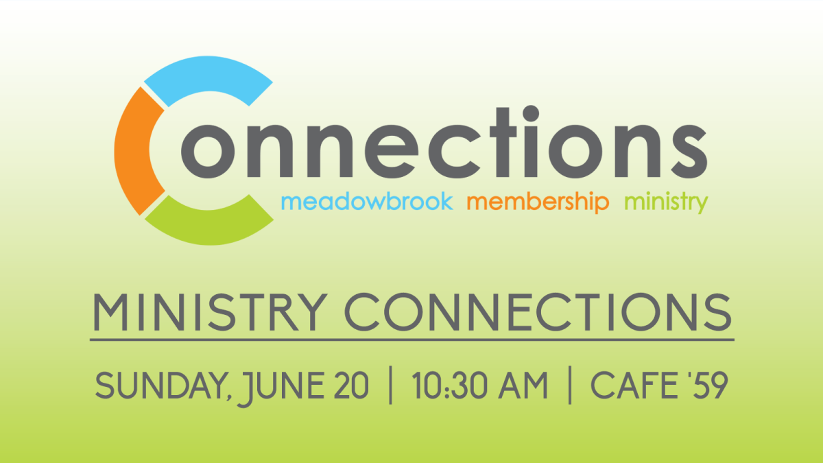 Ministry Connections