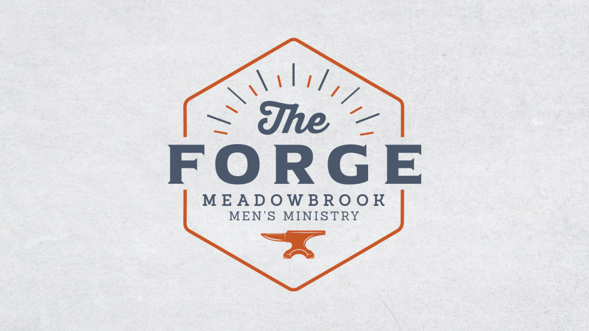 The Forge Men's Ministry Event